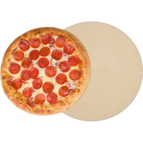 Round Pizza Stone 15 Inch 3/4