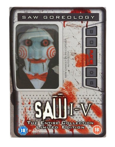 Saw Goreology - Limited Edition [DVD] by Costas Mandylor