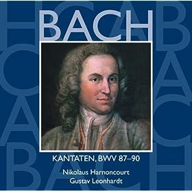 Bach, JS : Sacred Cantatas BWV Nos 87 - 90