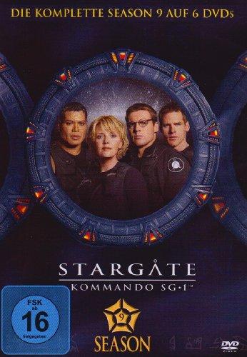 Stargate Kommando SG-1 - Season 9 (6 DVDs)