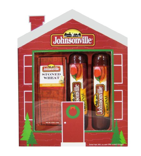 Johnsonville Sausage Gift Box, Home for the Holidays