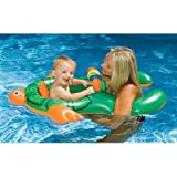 Swimline Me and You Baby Seat Pool Toy - Styles May Vary