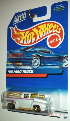 Hotwheels 2000 '56 Ford Truck Issue171 - 1