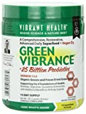 Vibrant Health Green Vibrance, 6.4 Ounce