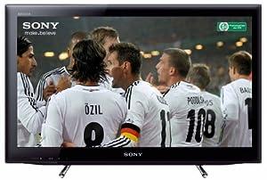 Sony KDL22EX555 55 cm (22 Zoll) Fernseher (HD-Ready, Triple Tuner, Smart TV)
