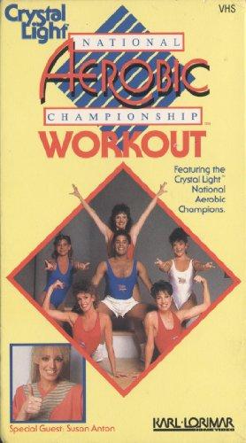 Crystal Light National Aerobic Championship Workout: Low Impact Aerobics