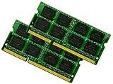 OCZ DDR3 PC3-8500 Arbeitsspeicher SODIMM 2GB Kit (2x 1GB, 1066MHz, CL8)