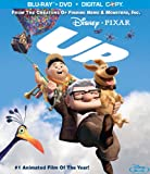 Up (Four-Disc Blu-ray/DVD Combo +