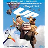 Up (Four-Disc Blu-ray/DVD Combo + BD Live) [Blu-ray] ~ Ed Asner