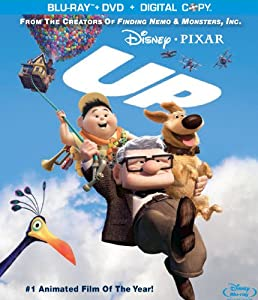 Up (Four-Disc Blu-ray/DVD Combo + BD Live) [Blu-ray]