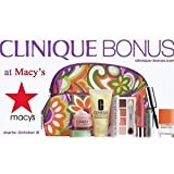 Fall 2013 Macys Clinique 8 Pcs GWP Nude