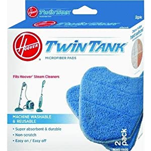 Hoover Enhanced Clean Steam Mop Pad (2-Pack), WH01000