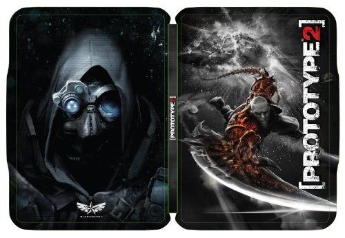 Prototype 2 Steelbook (NO GAME) G2 (PS3) - 1