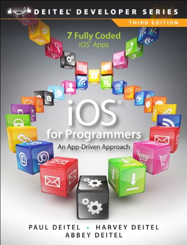 iOS 8 for Programmers: An App-Driven Approach