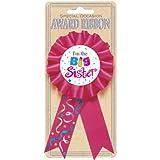 I'm The Big Sister Award Ribbon