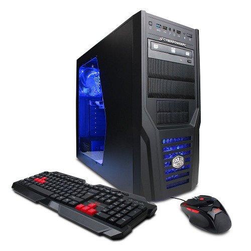 サイバーパワーPC ゲーミングパソコン CyberpowerPC  Gamer Ultra   Gaming Desktop (AMD FX-4100  3.6GHz/ 8GB SDRAM/ 2048GB HDD/ Windows 8.1) 【並行輸入品】