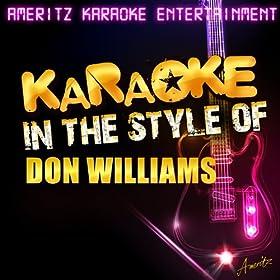I've Got a Winner in You (Karaoke Version)