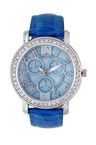 Exotica Fashions New EF 70 Crono Blue