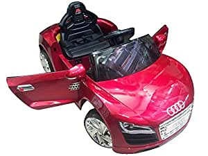 Next gen intl Next Gen Intl Next Gen Kids Battery Operated Stylish Audi Car With R/C