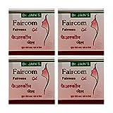 Dr. Jain's Faircom Fairness Gel - 100g (Set of 4)