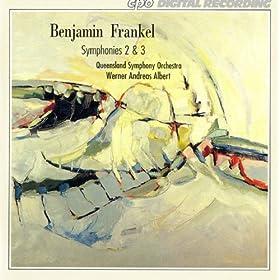 Frankel: Symphonies Nos. 2 & 3