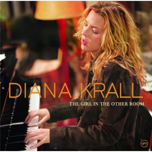 Dianna Krall The Girl in The Other Room Album Art Cover