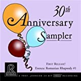 Reference Recordings: 30th Anniversary Sampler