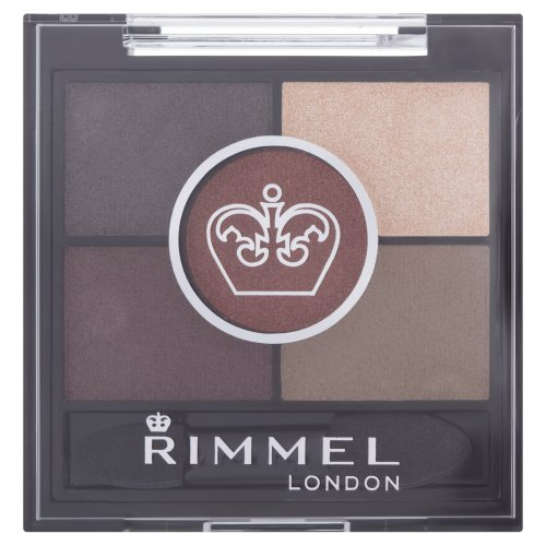 Rimmel Glam'Eyes, Palette make up da 5 ombretti, Brixton Brown