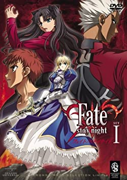 Fate/stay night DVD_SET1