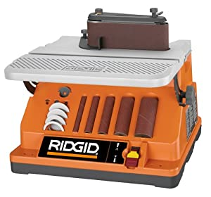 Ridgid EB4424 Sander, Oscillating/Edge Belt by Ridgid