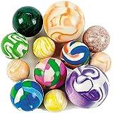 Bouncing Ball Assortment (25 Pcs) - Bulk [Toy]