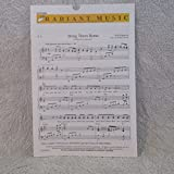 img - for Bring Them Home Sheet Music book / textbook / text book