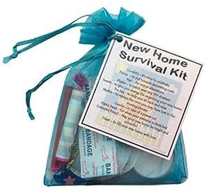 New Home Survival Kit Housewarming Gift Great Alternative