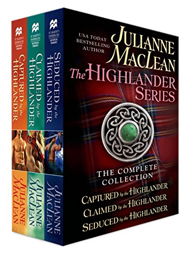 Julianne MacLean - The Highlander Series: Captured by the Highlander, Claimed by the Highlander, Seduced by the Highlander