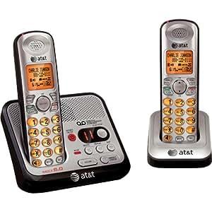 AT&T EL52250 Digital Dual Handset Cordless Telephone