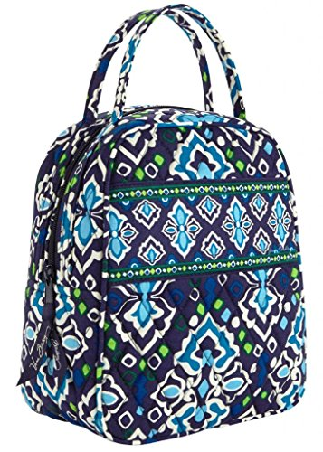 Vera Bradley Lunch Bunch Ink Blue - 1