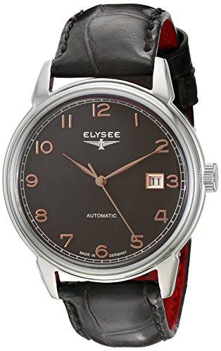 Elysee reloj hombre Classic Vintage Master automática 80546