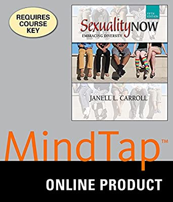 Sexuality Now Embracing Diversity 4th Edition 4e Janell L. Carroll