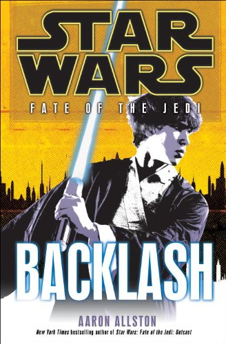 Image for Star Wars: Fate of the Jedi: Backlash