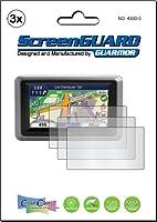 """Garmin Zumo 660 3 x 665 LT T LM et LMT GPS 4,3 """"Premium Anti-reflets finition mate Coque de protection d'écran LCD avec lot de 3 films GUARMOR"""