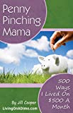 img - for Penny Pinching Mama 500 Ways I Lived on $500 a Month book / textbook / text book