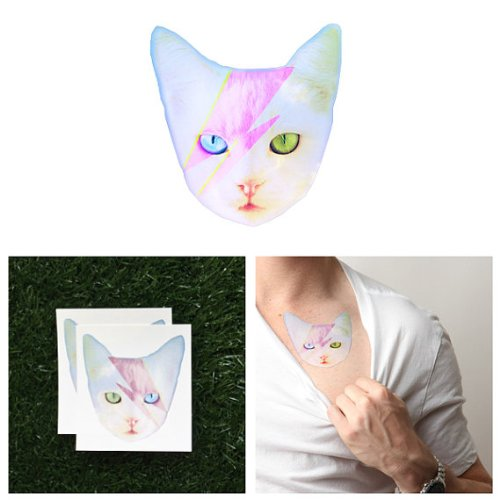 tattify-tatouages-temporaires-chat-david-miaowie-set-de-2
