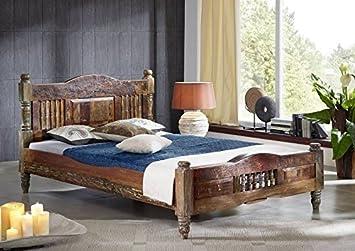 Muebles de madera maciza muebles vintage maciza cuna madera maciza lacada Multicolour 90 x 200 Rapunzel #18