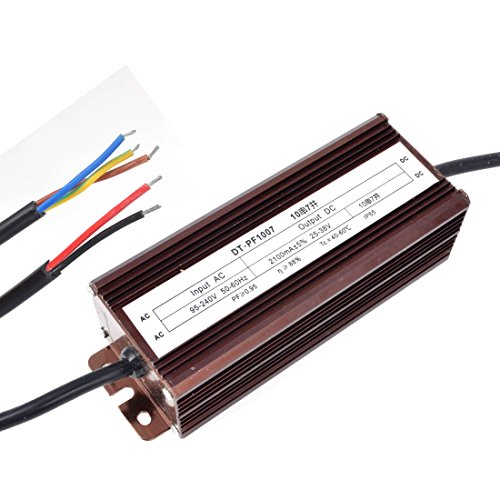 Dc 25-38V 2100Ma 70W Aluminum Waterproof Led Driver Power Supply