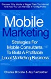 Mobile Marketing: Strategies For Mobile Consultants To Build A Profitable Local Marketing Business