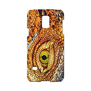 BLUEDIO Designer Printed Back case cover for Samsung Galaxy S5 - G7422