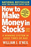 51d1j7ceaTL. SL160  How To Make Money In Stocks: A Winning System in Good Times or Bad, 3rd Edition (Paperback)