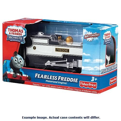 Thomas and Friends Trackmaster Little Friends 2 Trains Case