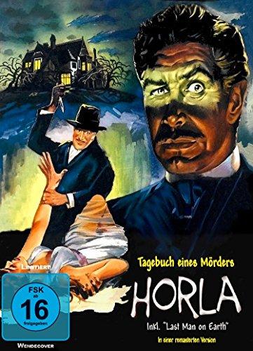 HORLA - Tagebuch eines Mörders - Vincent Price - 2 DVD Special Edition - Limitiert [2 DVD] [Limited Edition]