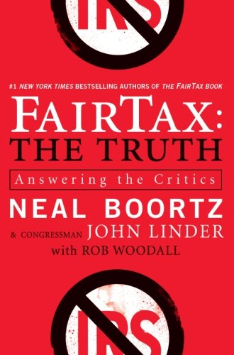 Fairtax: The Truth: Answering The Critics front-503503